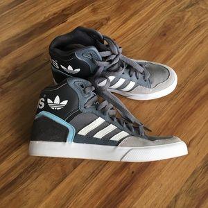 Adidas High Tops!